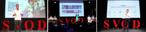 SVOD 2016 pitches